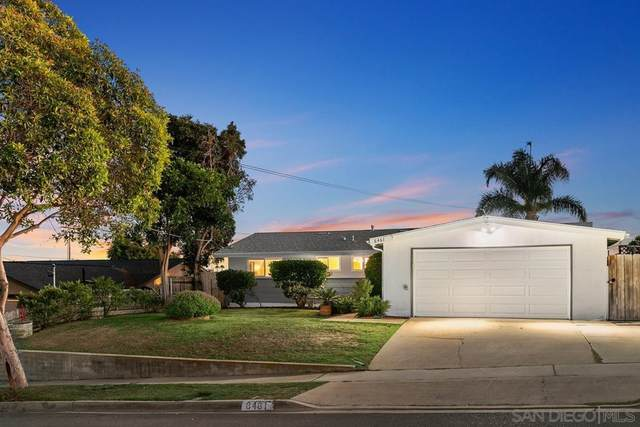 6461 Mount Adelbert Dr, San Diego, CA 92111 (#210028330) :: Necol Realty Group