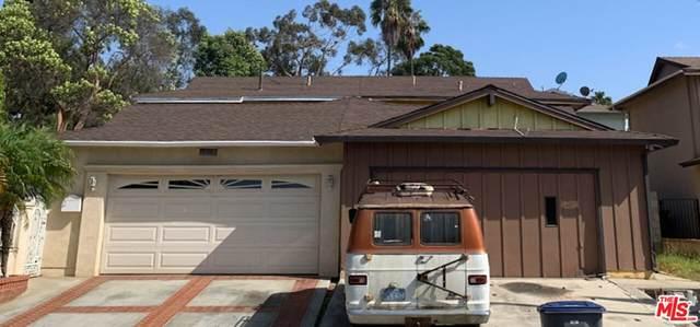 17404 Scudder Court, Carson, CA 90746 (#21793082) :: Blake Cory Home Selling Team