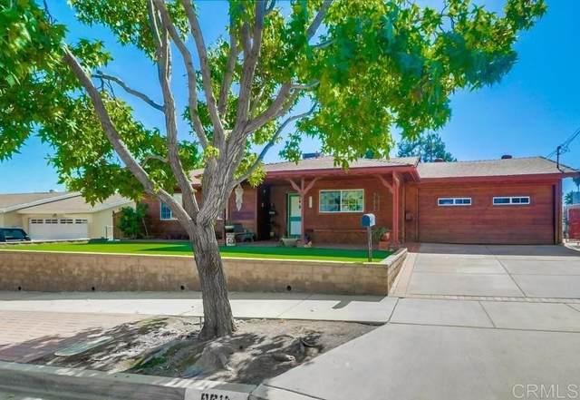 9611 Abbeywood Road, Santee, CA 92071 (#PTP2107075) :: RE/MAX Empire Properties