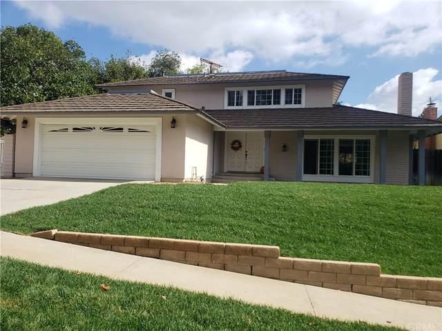 2424 Matador Drive, Rowland Heights, CA 91748 (#MB21198056) :: RE/MAX Empire Properties