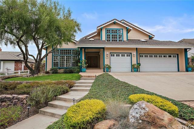 5668 Antelope Trail, Santa Maria, CA 93455 (#PI21221633) :: Latrice Deluna Homes