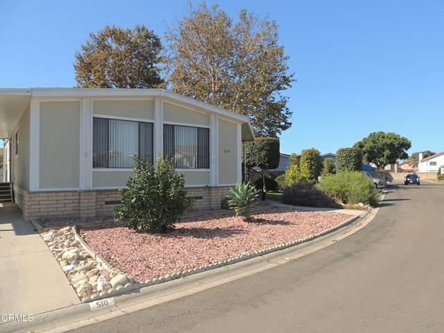 510 Strawberry Place #76, Oxnard, CA 93036 (#V1-8807) :: RE/MAX Empire Properties