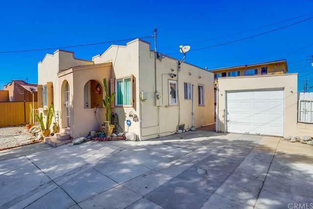 325 W 17th St, Long Beach, CA 90813 (#TR21224210) :: Blake Cory Home Selling Team
