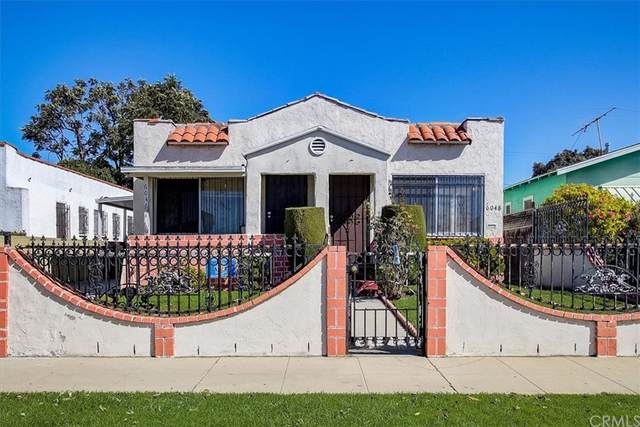 6046 3rd Avenue, Los Angeles (City), CA 90043 (#PF21222951) :: The M&M Team Realty