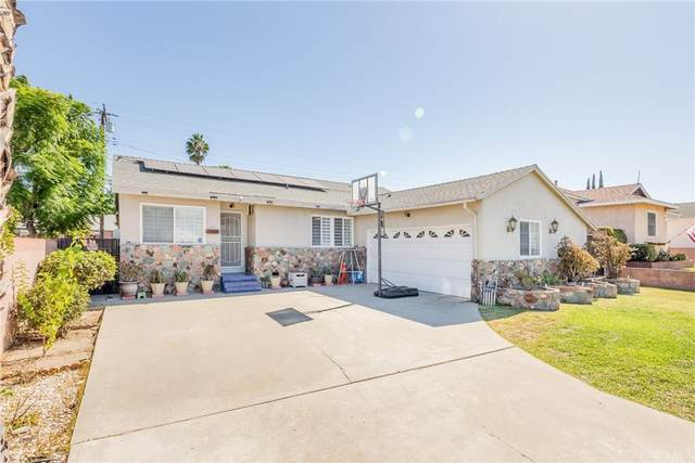 1826 Pontenova Avenue, Hacienda Heights, CA 91745 (#RS21223884) :: Blake Cory Home Selling Team