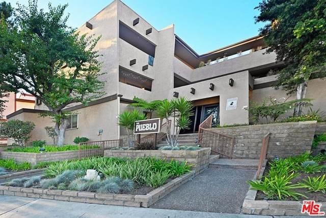 2501 W Redondo Beach Boulevard #229, Gardena, CA 90249 (#21791870) :: Blake Cory Home Selling Team