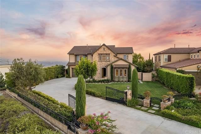19898 Smoke Tree Place, Walnut, CA 91789 (#OC21224470) :: Blake Cory Home Selling Team