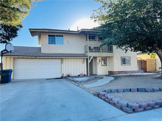 421 Fenoak Drive, Barstow, CA 92311 (#CV21224629) :: Mainstreet Realtors®