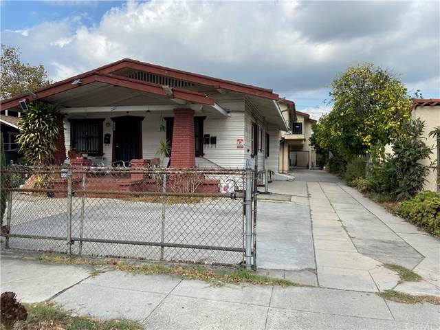 207 E Avenue 39, Los Angeles (City), CA 90031 (#WS21223280) :: Necol Realty Group