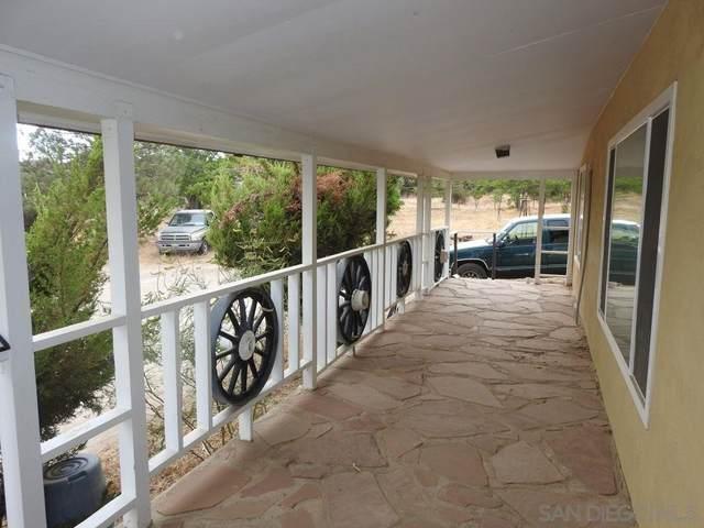 2318 Buckman Springs Rd, Campo, CA 91906 (#210028511) :: RE/MAX Empire Properties