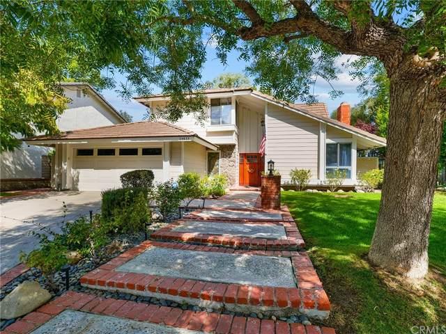 24633 Farrow Drive, Valencia, CA 91355 (#PV21224751) :: Necol Realty Group