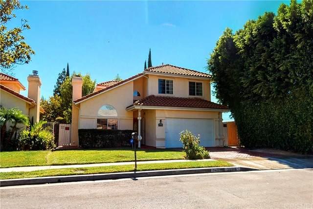 20318 Ingomar Street, Winnetka, CA 91306 (#SR21225120) :: Blake Cory Home Selling Team
