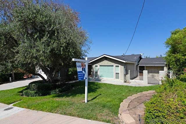 7149 Lewison Dr, San Diego, CA 92120 (#210028558) :: Necol Realty Group