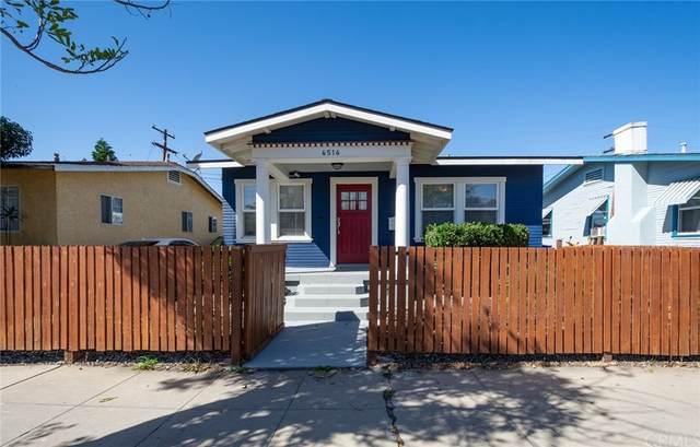4516 Texas Street, San Diego, CA 92116 (#SW21225277) :: Necol Realty Group