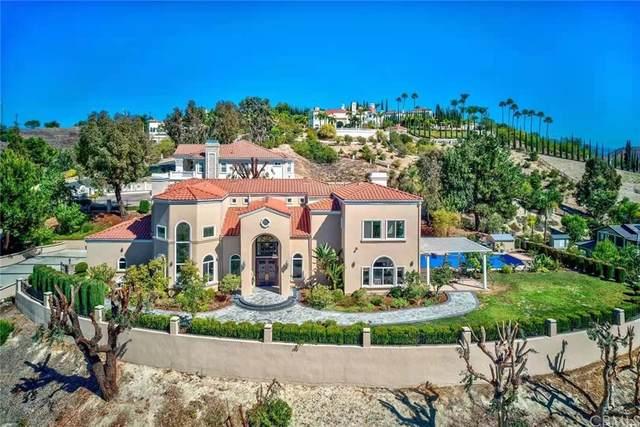 980 Ironshoe Court, Walnut, CA 91789 (#TR21225156) :: Blake Cory Home Selling Team