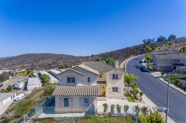 2447 Pointe Parkway, Spring Valley, CA 91978 (#PTP2107126) :: Necol Realty Group