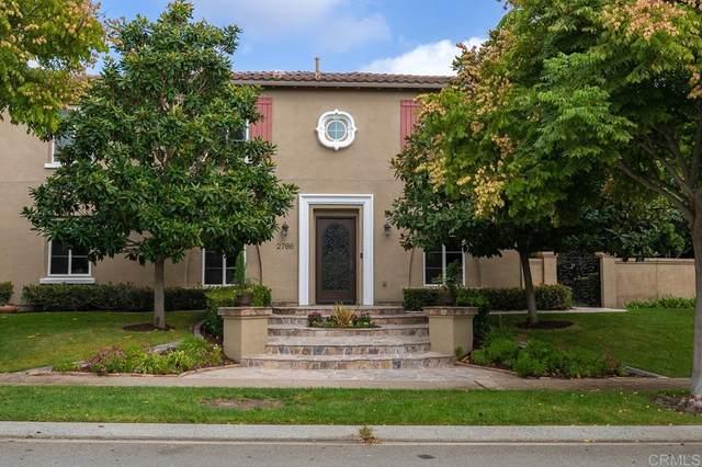2786 Sutter Ridge Dr, Chula Vista, CA 91914 (#PTP2107137) :: Blake Cory Home Selling Team