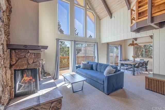 896 Panamint Mountain Drive, Big Bear, CA 92314 (#PW21225935) :: Robyn Icenhower & Associates