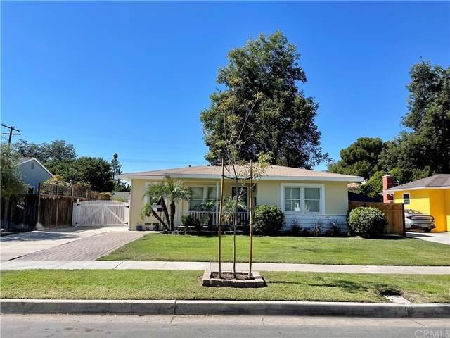 531 N Hale Avenue, Fullerton, CA 92831 (#PW21226061) :: Necol Realty Group