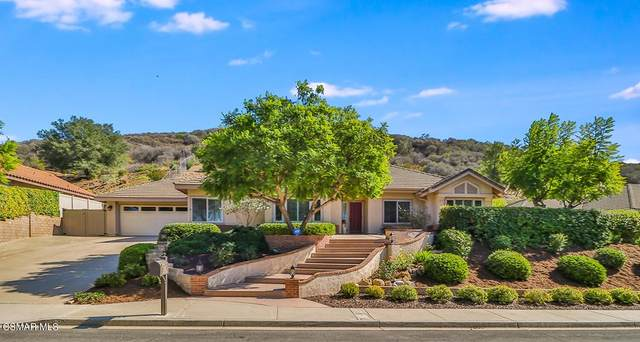 838 Spring Canyon Place, Newbury Park, CA 91320 (#221005534) :: Necol Realty Group