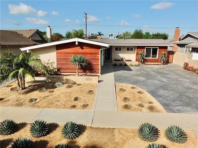 12151 Pine Street, Los Alamitos, CA 90720 (#PW21224855) :: RE/MAX Masters