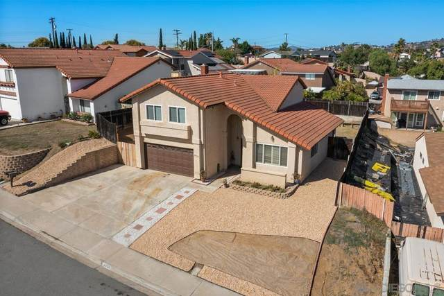 8978 Jana Ct, Spring Valley, CA 91977 (#210028656) :: Blake Cory Home Selling Team