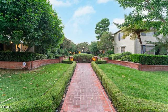 431 S Madison Avenue #7, Pasadena, CA 91101 (#P1-7057) :: RE/MAX Masters