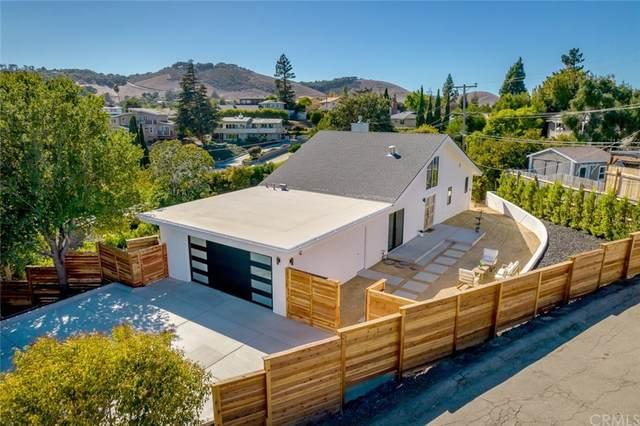 6030 Gallant Place, San Luis Obispo, CA 93401 (#SC21226852) :: The Laffins Real Estate Team