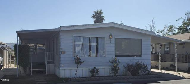 165 Via Rosal #165, Camarillo, CA 93012 (#V1-8888) :: RE/MAX Empire Properties