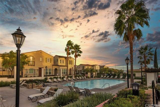 11255 Paseo Mirasol #24, Porter Ranch, CA 91326 (#SR21224798) :: Blake Cory Home Selling Team
