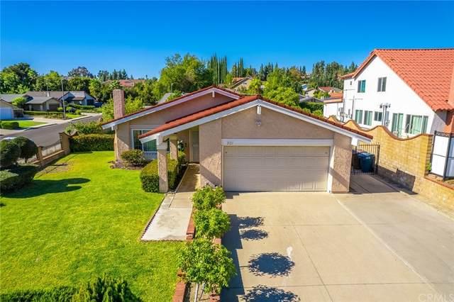 201 N Avenida Alipaz, Walnut, CA 91789 (#TR21224852) :: Blake Cory Home Selling Team