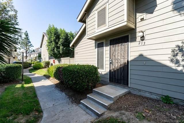 7374 Tooma Street #213, San Diego, CA 92139 (#210028701) :: Necol Realty Group