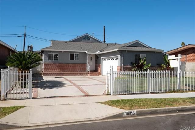 16915 Ainsworth Avenue, Torrance, CA 90504 (#SB21224950) :: RE/MAX Empire Properties