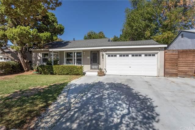16943 Marlin Place, Lake Balboa, CA 91406 (#BB21226986) :: Necol Realty Group