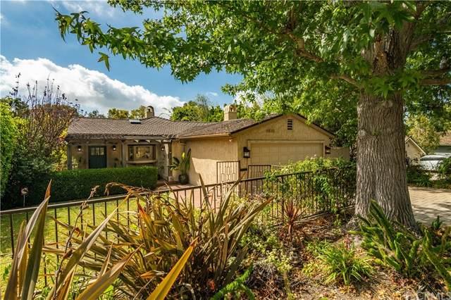 4216 Via Pinzon, Palos Verdes Estates, CA 90274 (#PV21227413) :: Millman Team