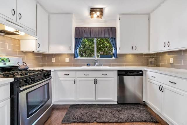 9346 Whispering Leaves Lane, Santee, CA 92071 (#PTP2107179) :: RE/MAX Empire Properties