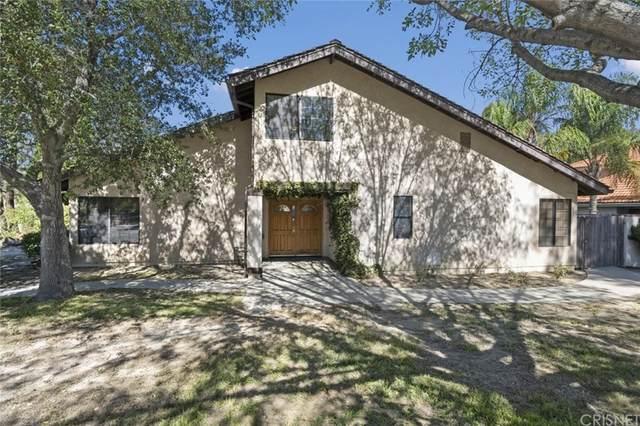 19055 Rinaldi Street, Porter Ranch, CA 91326 (#SR21227443) :: Blake Cory Home Selling Team