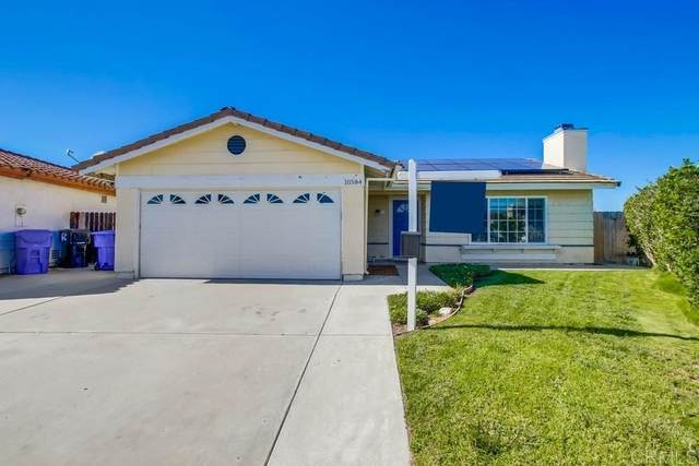 10584 Bandell Court, San Diego, CA 92126 (#NDP2111700) :: Blake Cory Home Selling Team