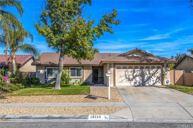 18146 Byrne Street, Bloomington, CA 92316 (#EV21226622) :: RE/MAX Empire Properties
