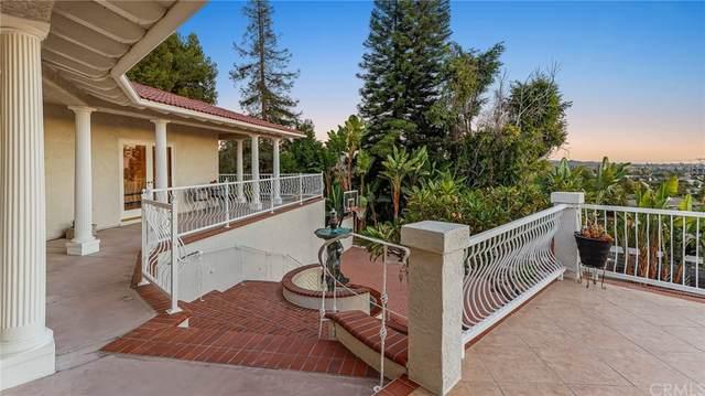 820 Escarpado Drive, La Habra Heights, CA 90631 (#PW21227456) :: RE/MAX Empire Properties