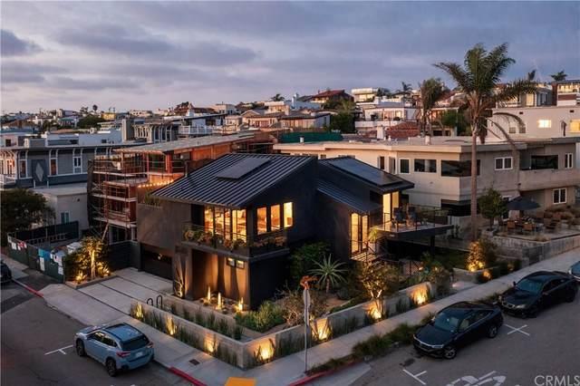 201 24th Street, Hermosa Beach, CA 90254 (#SB21227699) :: RE/MAX Empire Properties