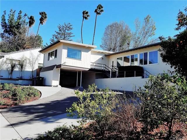 18218 Rosita Street, Tarzana, CA 91356 (#SR21224475) :: Blake Cory Home Selling Team