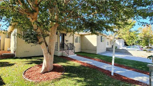 17322 Martha Street, Encino, CA 91316 (#SR21225631) :: Blake Cory Home Selling Team
