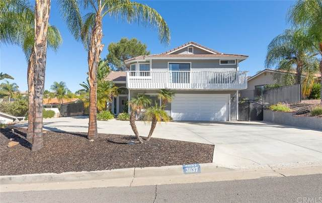 31137 Emperor Drive, Canyon Lake, CA 92587 (#SW21226866) :: Necol Realty Group