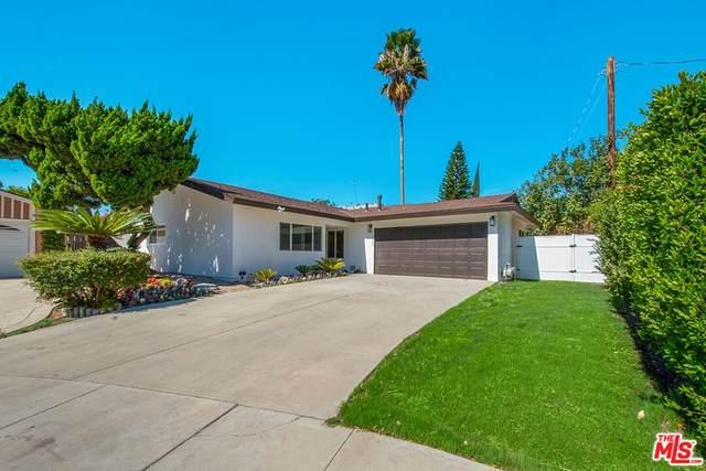 6747 Blewett Avenue, Lake Balboa, CA 91406 (#21794824) :: Compass