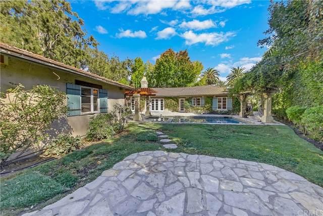 3904 Via Opata, Palos Verdes Estates, CA 90274 (#SB21227077) :: Robyn Icenhower & Associates