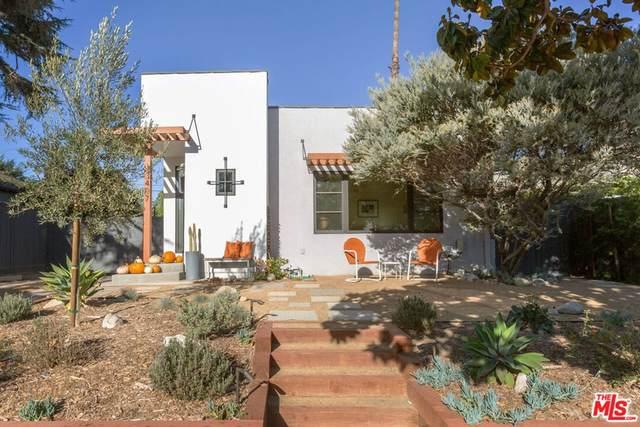 3407 Madera Avenue, Los Angeles (City), CA 90039 (#21795186) :: The Kohler Group