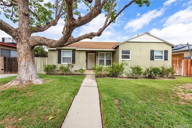 16643 Victory Boulevard, Lake Balboa, CA 91406 (#SR21228310) :: Blake Cory Home Selling Team