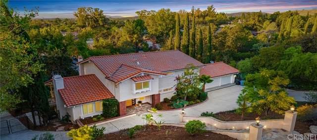 1239 La Peresa Drive, Thousand Oaks, CA 91362 (#SR21228323) :: RE/MAX Empire Properties