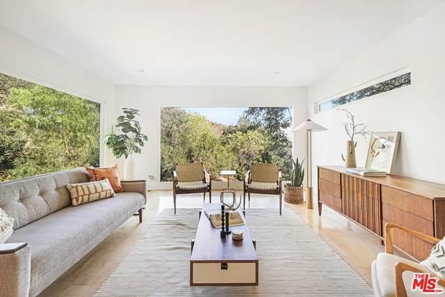3789 Prestwick Drive, Los Angeles (City), CA 90027 (#21795430) :: Zutila, Inc.